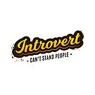 Introvert by zoljo