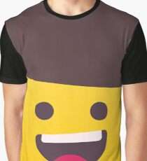 Emmet from the LEGO movie Graphic T-Shirt