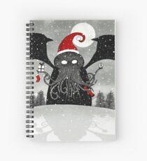 Ein Cthulhu Weihnachten Spiralblock