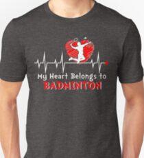 fe752ecf Badminton Design & Illustration T-Shirts | Redbubble