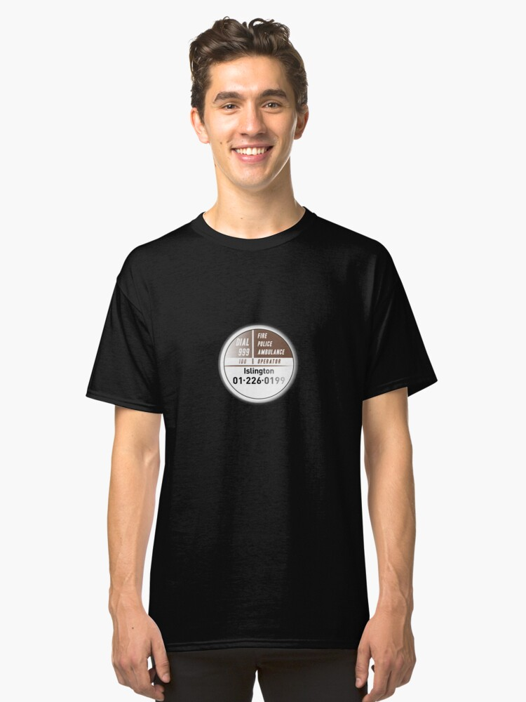 Alternate view of By a staggering coincidence Classic T-Shirt