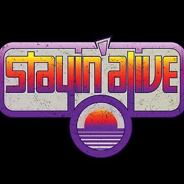 Stayin' Alive by trev4000