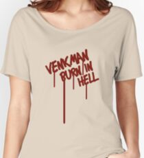 Venkman Burn in Hell Women's Relaxed Fit T-Shirt