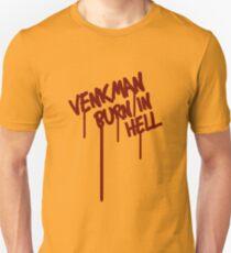 Venkman Burn in Hell Slim Fit T-Shirt