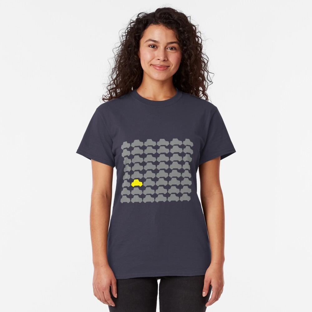 You're Always Playing Yellow Car... Classic T-Shirt