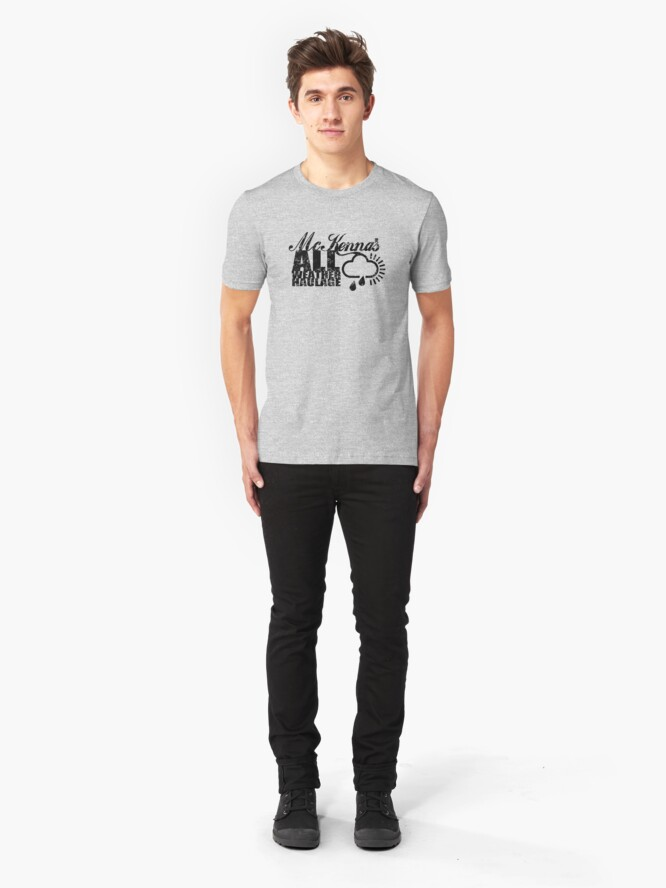 Alternate view of McKenna's All Weather Haulage Slim Fit T-Shirt