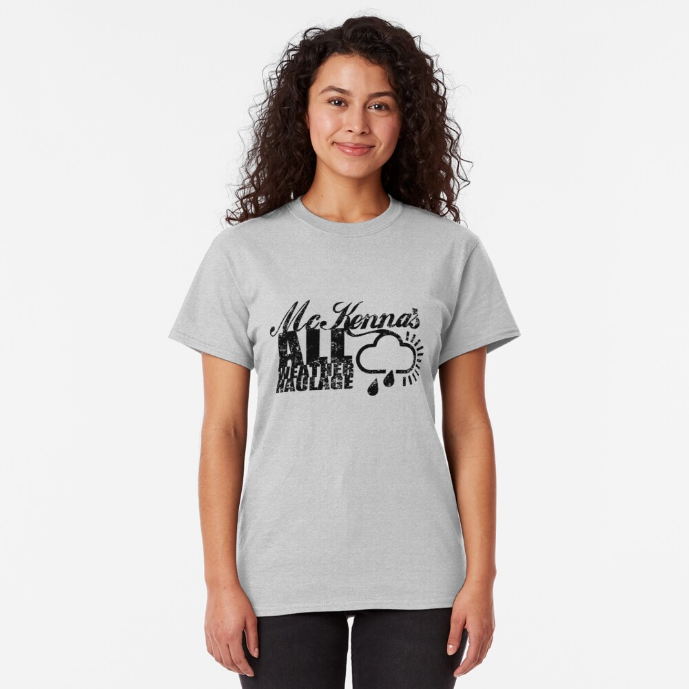 McKenna's All Weather Haulage Classic T-Shirt