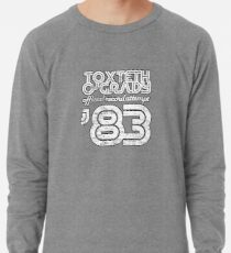 Toxteth O'Grady, official record attempt 1983 Lightweight Sweatshirt