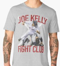 Vintage Joe Kelly Fight Boston Baseball Club T-Shirt Men's Premium T-Shirt