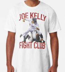 Vintage Joe Kelly Fight Boston Baseball Club T-Shirt Long T-Shirt