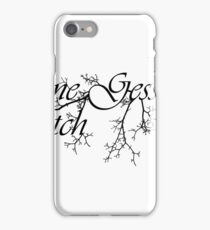 Bene Gesserit Witch iPhone Case/Skin