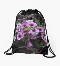 Supertunia Drawstring Bag