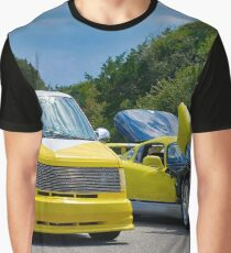 Double Yellow Graphic T-Shirt