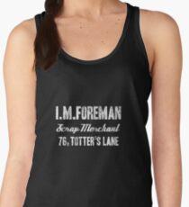 I M Foreman Women's Tank Top