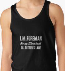 I M Foreman Tank Top