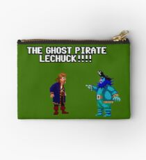 The ghost pirate LeChuck Studio Pouch