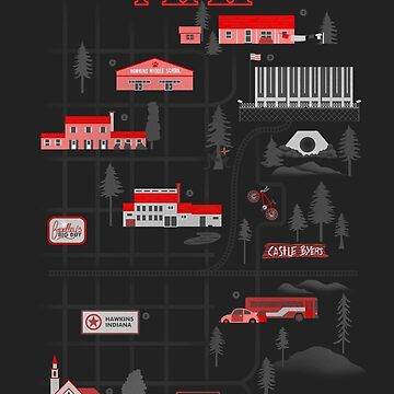 Strange map by robertfarkas