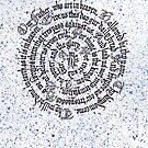 Lord's Prayer Spiral by billgrant43