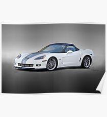 2014 Corvette ZO6 Convertible Poster