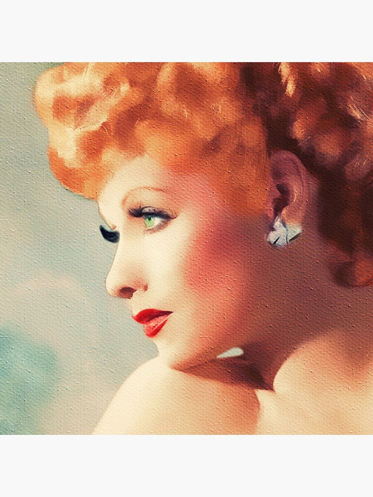 Lucille Ball, Vintage Hollywood Legend by SerpentFilms