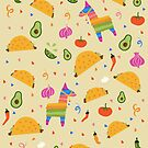 Taco Fiesta by latheandquill