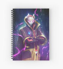 Fully Upgraded Drift Spiral Notebook