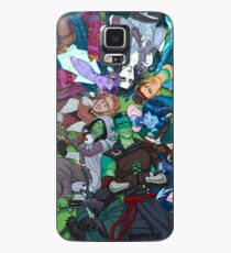 Mighty Nein Cuddlepile Coque et skin Samsung Galaxy
