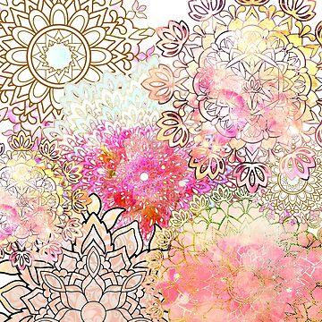 Mandala pattern by Lalale