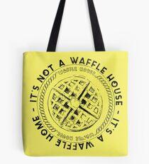 Waffle House Waffle Home Tote Bag
