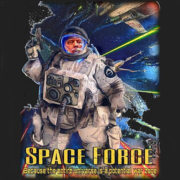 Space Force! by Blobsquatch