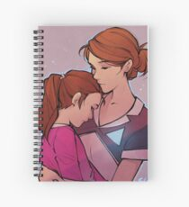 Kara Spiral Notebook