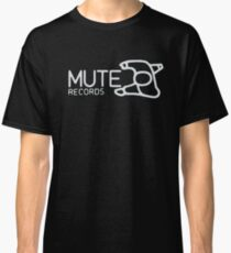 Mute Records Logo Classic T-Shirt