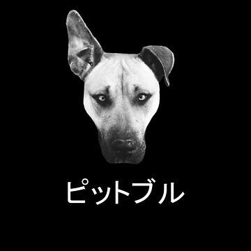 Japanese Pitbull by RishDesigns