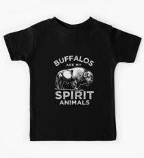 Camiseta para niños Espiritualidad de Buffalo