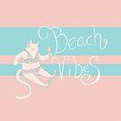 Beach Vibes by Stephanie Kenzie