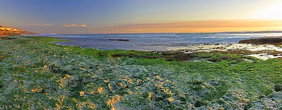 North Beach Sunset  by EOS20