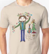 A very supernatural christmas! T-Shirt