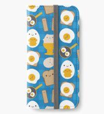 Kawaii Eggs For Breakfast iPhone Wallet/Case/Skin