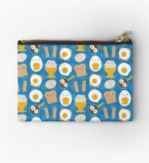 Kawaii Eggs For Breakfast Studio Pouch