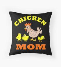 6ddf560182 Cojín Pollo mamá pollo mamá camiseta regalo