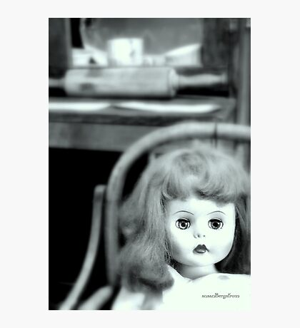 Your Just A Doll #3 Photographic Print