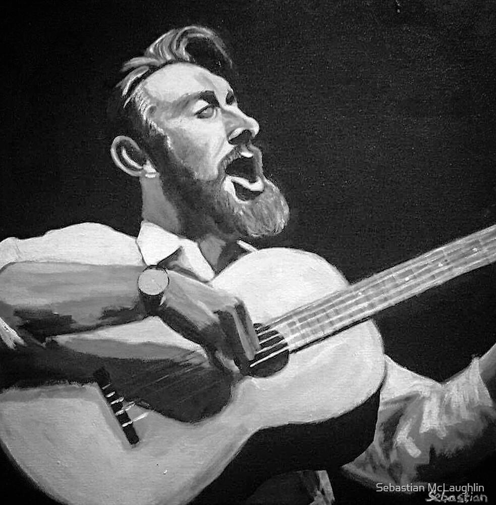 Ronnie Drew by Sebastian  McLaughlin