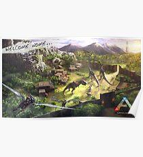 Ark survival evolved !!! Poster