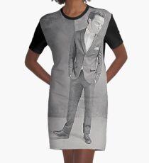 Tilt Graphic T-Shirt Dress