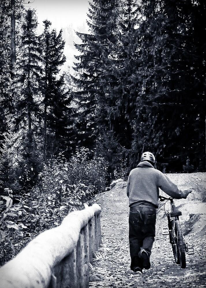 Hiking and biking by chwells