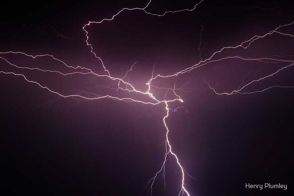 Crawling Lightning by Henry Plumley