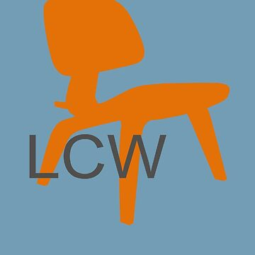 Eames LCW chair by tnarg227