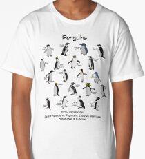 Penguins Long T-Shirt