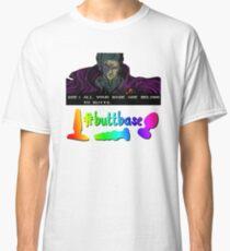 #buttbase Queer Sex Ed T-shirt Classic T-Shirt