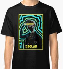 Declan McKenna Trippy Design Classic T-Shirt